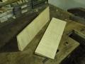 legno grezzo fondo